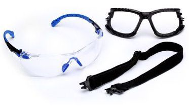 3M Solus 1000 Series Anti-Fog Safety Eyewear Kit S1101SGAF-KT