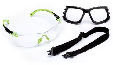 3M Solus 1000 Series Anti-Fog Safety Eyewear Kit S1201SGAF-KT