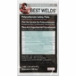 Best Welds Cover Plate - 2 X 4 Clear Polycarbonate