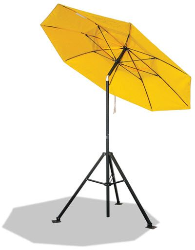Black Stallion Welding Umbrella with Tripod Stand UB150