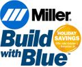 Miller Build With Blue™ Holiday Savings Promotion