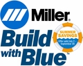 Miller Build With Blue™ Summer Savings Promotion