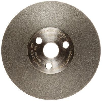 Diamond Ground Piranha II - Grinding Wheel 600 Grit 699-0004