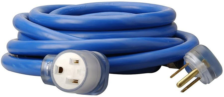 Southwire 230 Volt Extension Cord - 25 ft. 8/3 19178806