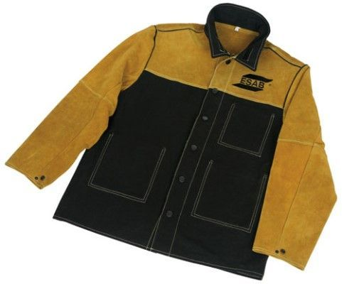 ESAB Proban/Leather Welding Jacket Size 2XL - 0700010304