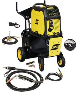 ESAB Rebel EM 235ic MIG Welder with Cart 0558012701