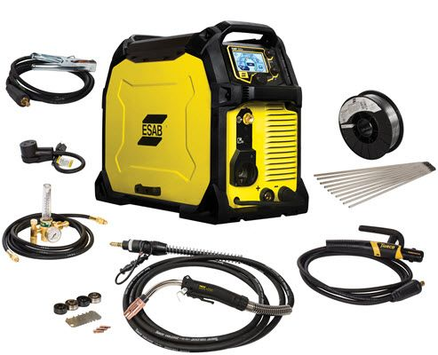 ESAB Rebel EMP 285ic MIG/TIG/Stick Welder 0558102554