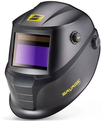 ESAB Savage A40 Black Welding Helmet 0700000480
