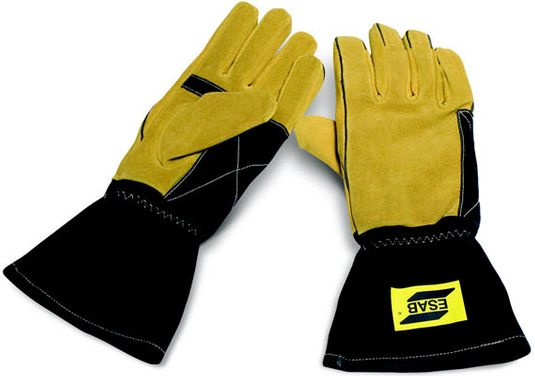 ESAB Weld Warrior MIG Welding Gloves Size L - 0700005043