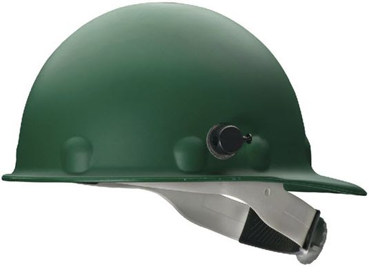 Fibre-Metal Roughneck Green Hard Hat P2AQRW74A