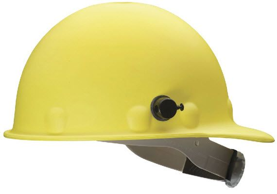 Fibre Metal Roughneck Yellow Hard Hat P2AQRW02A