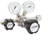 Harris CGA 240 Stainless Steel Corrosive Gas Regulators