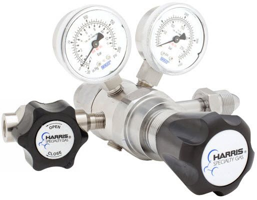 Harris HP 722C Specialty Gas Regulator - Inert Gas 722C015580B