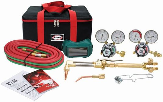 Harris VHD Ironworker Deluxe Welding & Cutting Outfit 4400373
