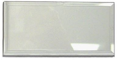 Hobart Clear Protective Lens Cover 2 x 4.25 - 770191