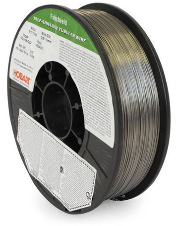 Hobart E71T-11 Flux-Cored Welding Wire .035 - 10# Spool S222108-022