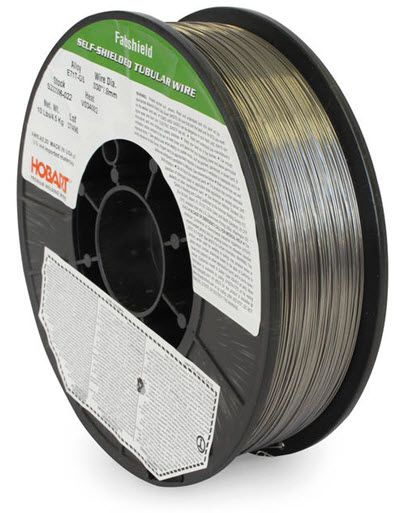 Hobart E71T-11 Flux-Cored Welding Wire .045 - 10# Spool S222112-022