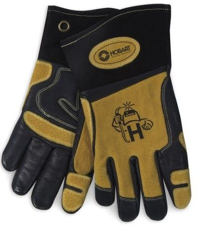 Hobart Ultimate-Fit Welding Gloves Size XL 770695