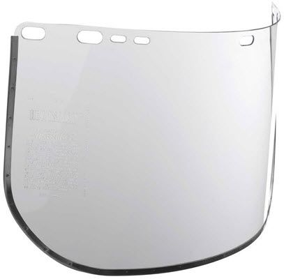 Jackson 8154 Clear Polycarbonate Bound Face Shield 29096