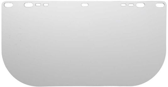 Jackson 8154 Clear Polycarbonate Face Shield 30706