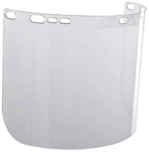 Jackson 34-60 Clear Polycarbonate Face Shield 29087
