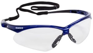 Jackson Nemesis Clear Safety Glasses - Anti-Fog 47384