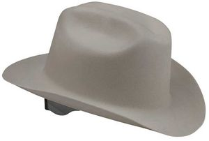 Jackson Grey Western Outlaw Hard Hat 19525