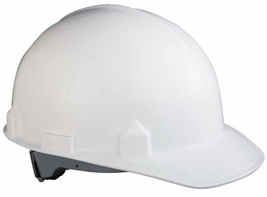 Jackson SC-6 White Hard Hat 14834