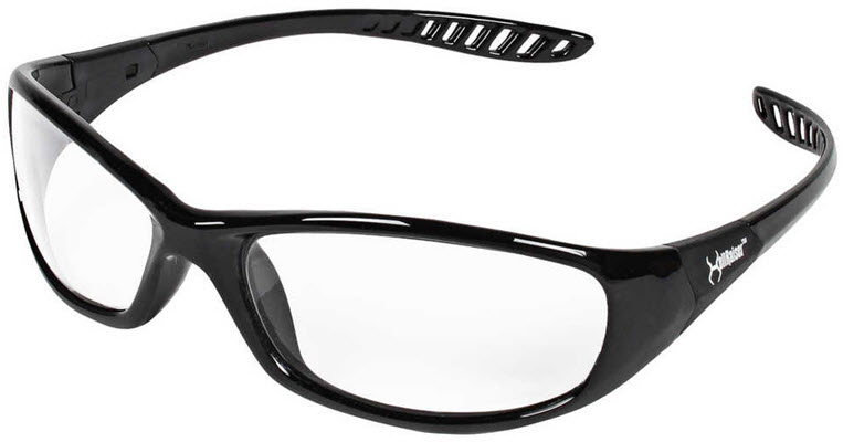 Jackson Hellraiser Clear Safety Glasses 20539