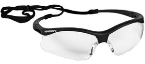 """Jackson Nemesis """"S"""" Safety Spectacle - Clear Lens 38474"""