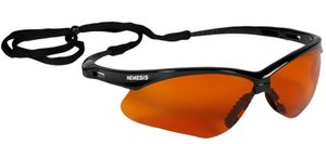 Jackson Nemesis Safety Spectacle - Blue Shield Copper Lens 19642