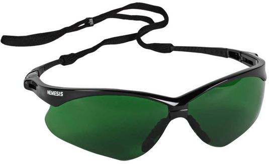 KleenGuard Nemesis Safety Spectacle - Shade 3 Lens 25692