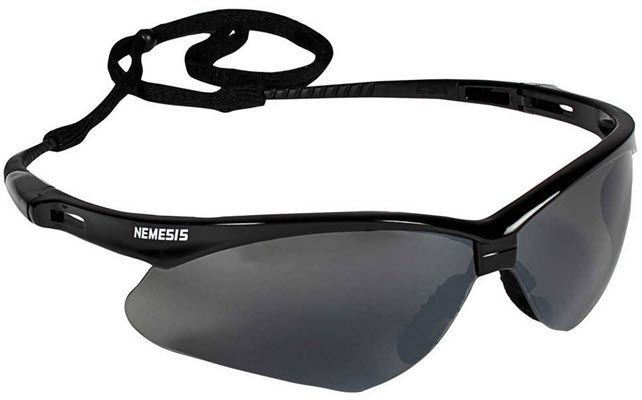 KleenGuard Nemesis Safety Glasses - Smoke Lens 25688