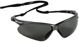 Jackson Nemesis Safety Spectacle - Smoke Polarized Lens 28635