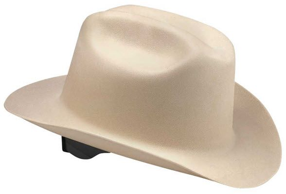 Jackson Tan Western Outlaw Hard Hat 19502