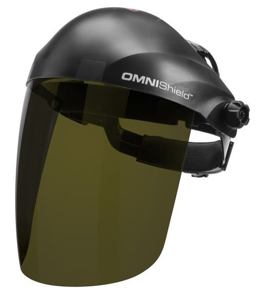 Lincoln OMNIShield Shade 3 Face Shield - Uncoated K3753-1