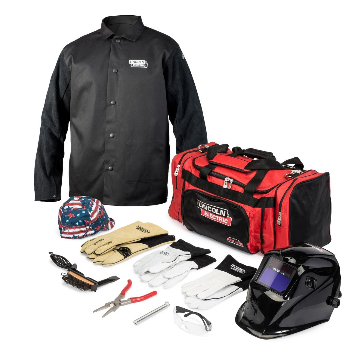 Lincoln Industrial Welding Gear Ready-Pak K3699