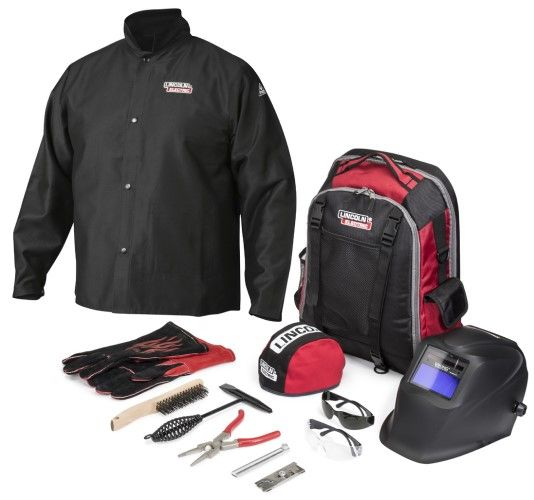 Lincoln Introductory Education Welding Gear Ready-Pak K4590