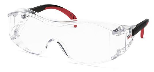Lincoln Cover2 Indoor Welding Safety Glasses K2968-1