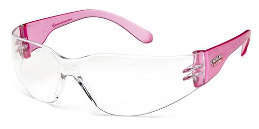 Lincoln Women's Starlite Clear Safety Glasses K3250