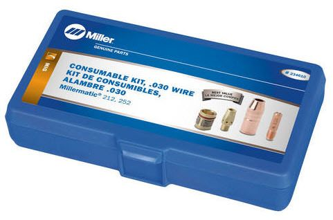 Miller .030 M-25 MIG Consumable Kit 234610