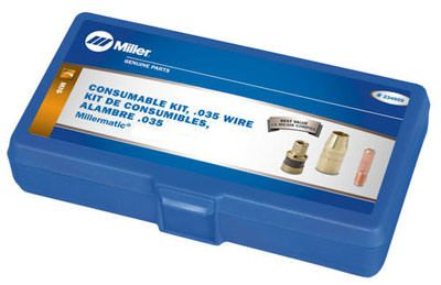 Miller .035 MIG Consumable Kit 234609