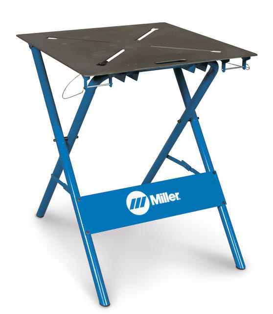 Welding Table For Sale >> Miller Arcstation 30fx Welding Table 300837