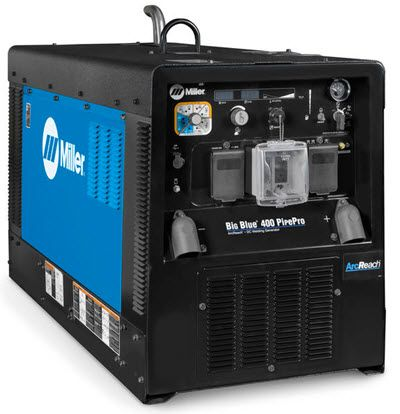 Miller Big Blue 400 Pipe Pro Diesel Welder 907703001