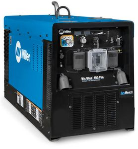 Miller Big Blue 400 Pro Diesel Welder w/ArcReach 907733001