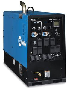 Miller Big Blue 800 Duo Air Pak Diesel Welder 907535