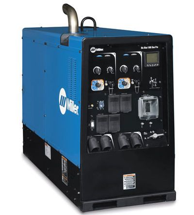 Miller Big Blue 800 Duo Pro CC/CV Diesel Welder 907751