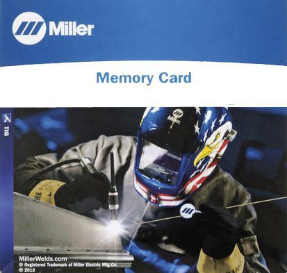 Miller Dynasty/Maxstar Memory Card - Automation Expansion 301151