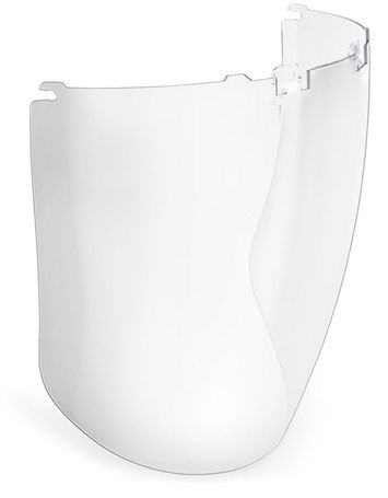 Miller Anti-Fog Clear Face Shield Replacement Lens 288278