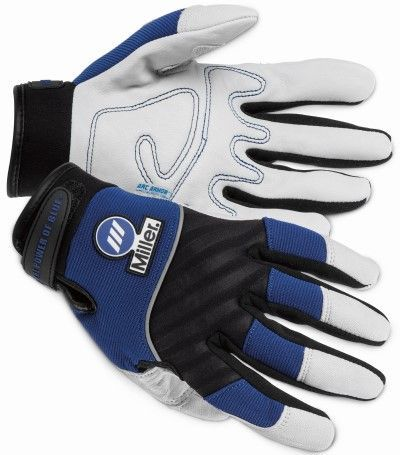 Miller Metalworker Gloves Size XL - 251068